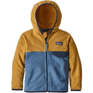 Patagonia Micro D Snap-T Jacket Kinder woolly blue woolly blue