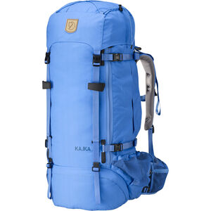 Fjällräven Kajka 55 Backpack Damen un blue un blue