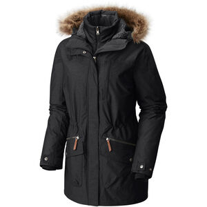Columbia Carson Pass IC Jacket Damen black black