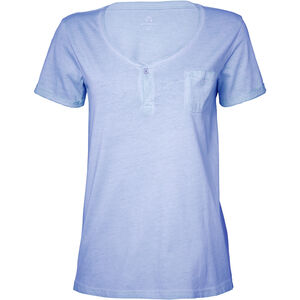 North Bend Mabel Tee Damen blue allure blue allure