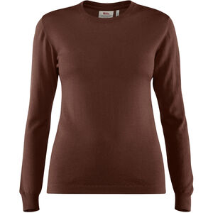 Fjällräven High Coast Lite Merino Strick-Sweater Damen marron marron
