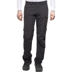 VAUDE Farley IV ZO Pants Lang Herren black black
