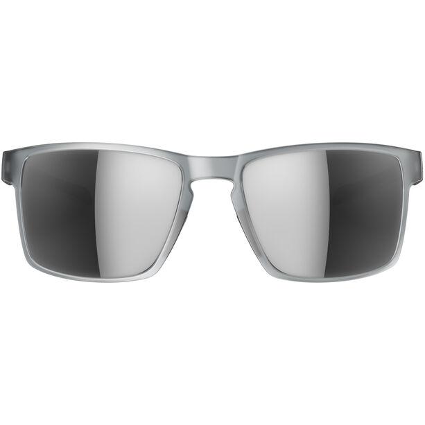 adidas Wayfinder Glasses grey transparent/chrome