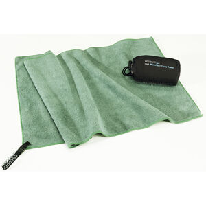 Cocoon Microfiber Terry Towel Light Large bamboo green bamboo green