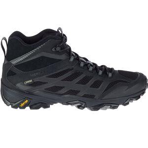 Merrell Moab FST Mid GTX Schuhe Herren all black all black
