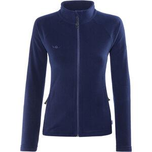 Kaikkialla Mira Fleece Jacket Damen marine marine