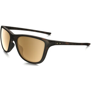 Oakley Reverie Brille Damen matte brown tortoise/tungsten iridium polarized matte brown tortoise/tungsten iridium polarized