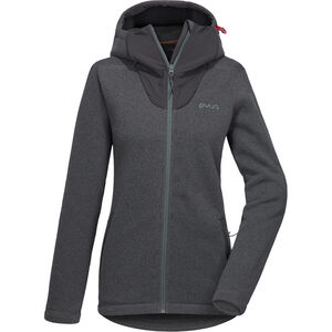 PYUA Tempest Jacket Damen grey melange grey melange