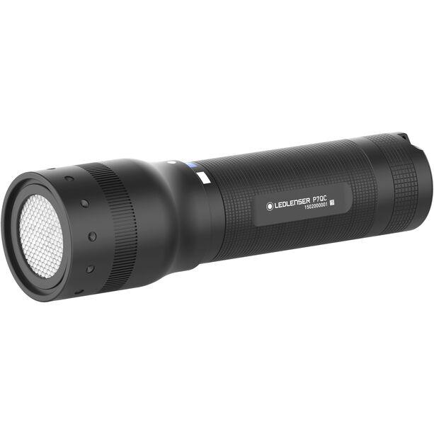 Led Lenser P7QC Taschenlampe black