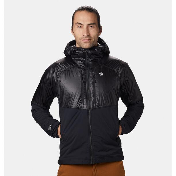 Mountain Hardwear Kor Strata Alpine Hoodie Jacket Herren black