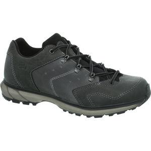 Hanwag Palung Low-Cut Schuhe Herren asphalt/black asphalt/black