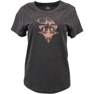United By Blue Mountain Mist SS Graphic T-Shirt Damen mountain ash mountain ash