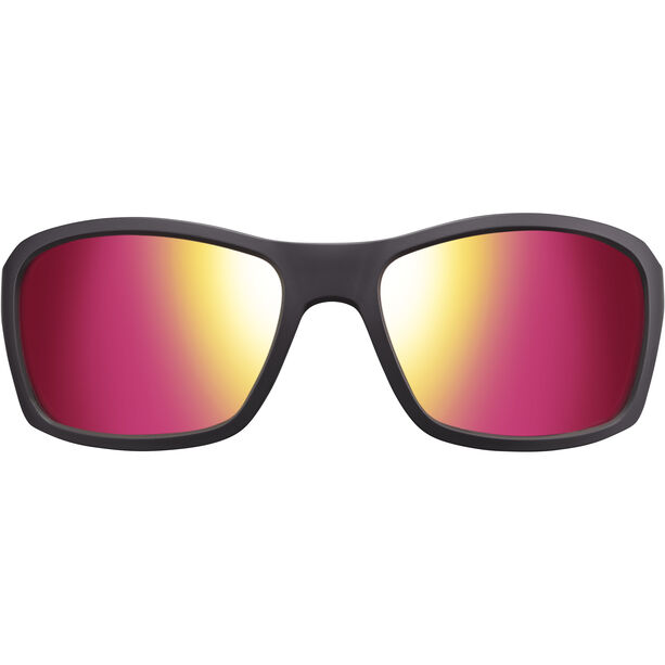 Julbo Extend 2.0 Spectron 3CF Sunglasses 8-12Y Kinder matt aubergine/multilayer rosa