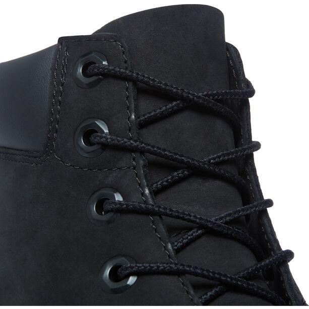 "Timberland Icon Collection Premium Boots 6"" Kinder black nubuck"