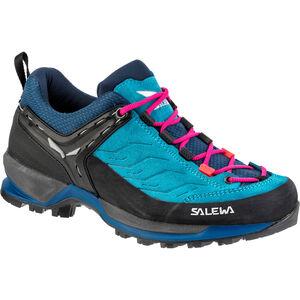 SALEWA MTN Trainer Schuhe Damen blue sapphire/red plum blue sapphire/red plum