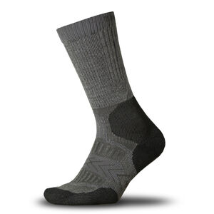 Thorlos Outdoor Fanatic Crew Socks silver fox silver fox