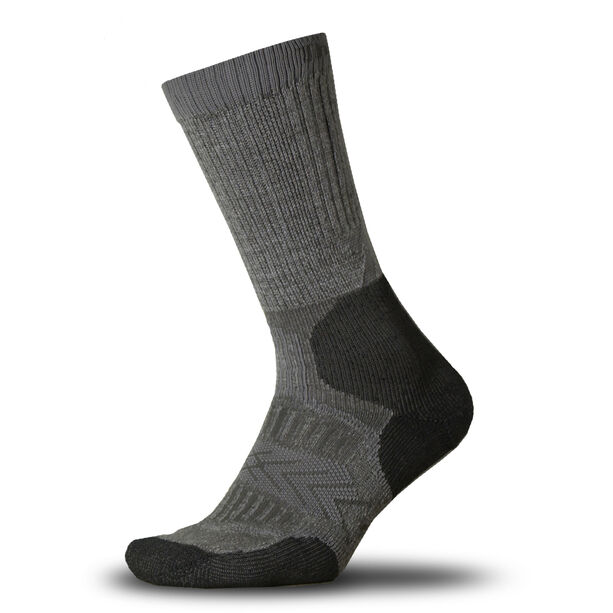 Thorlos Outdoor Fanatic Crew Socks silver fox