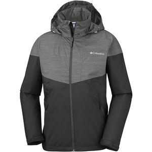 Columbia Inner Limits Jacket Herren black/graphite black/graphite