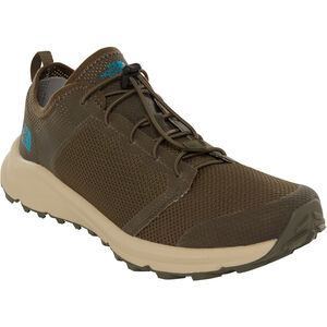 The North Face Litewave Flow Lace II Shoes Herren new taupe green/four leaf clover new taupe green/four leaf clover