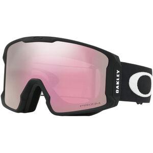 Oakley Line Miner Snow Goggles Herren matte black/w prizm hi pink iridium matte black/w prizm hi pink iridium