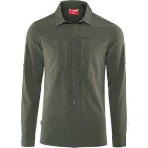 Craghoppers NosiLife Pro III Longsleeved Shirt Herren dark khaki dark khaki