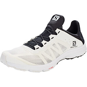 Salomon Amphib Bold Shoes Herren white/white/black white/white/black