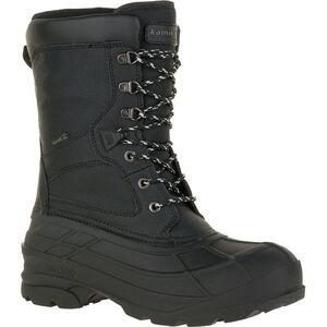 Kamik Nationpro Winter Boots Herren black