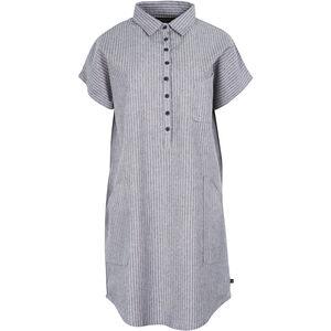 United By Blue Meadow Shirt Dress Damen orion blue orion blue