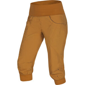 Ocun Noya Shorts Damen brown/yellow brown/yellow