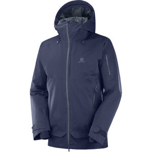 Salomon QST Guard Jacke Herren night sky night sky