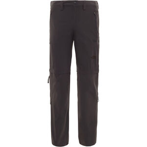 The North Face Exploration Convertible Pants Long Herren asphalt grey asphalt grey