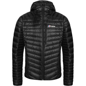 Berghaus Extrem Micro 2.0 Down Jacket Herren jet black/grey pinstripe jet black/grey pinstripe