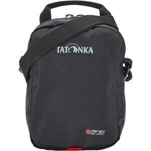 Tatonka Check In Shoulder Bag RFID black black