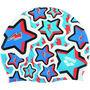 arena Print Cap Kinder frolic blue