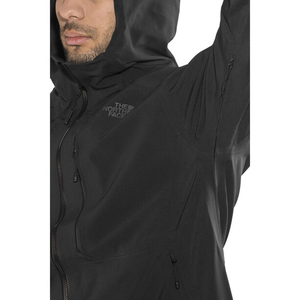 The North Face Apex Flex GTX 2.0 Jacket Herren tnf black/tnf black