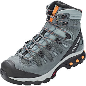 Salomon Quest 4D 3 GTX Shoes Damen lead/stormy weather/bird of paradise lead/stormy weather/bird of paradise