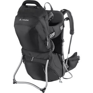 VAUDE Shuttle Comfort Child Carrier black black