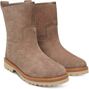 Timberland Chamonix Valley WP Boots Damen medium grey suede medium grey suede