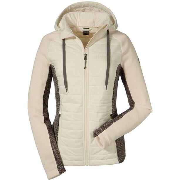 Schöffel La Paz3 Isolierende Jacke Damen whisper white