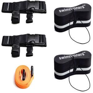 Swimrunners Guidance Pull Belt teamkit Medium black black