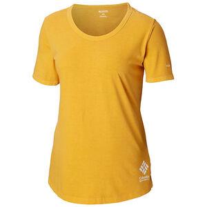 Columbia CSC Pigment T-Shirt Damen raw honey raw honey