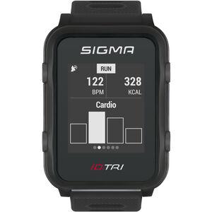 SIGMA SPORT iD.TRI Multi-Sport Watch Set black black