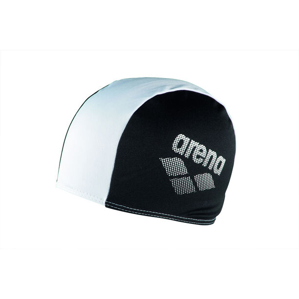 arena Polyester II Cap Kinder black white