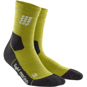 cep Dynamic+ Outdoor Light Merino Mid-Cut Socken Herren fresh grass fresh grass