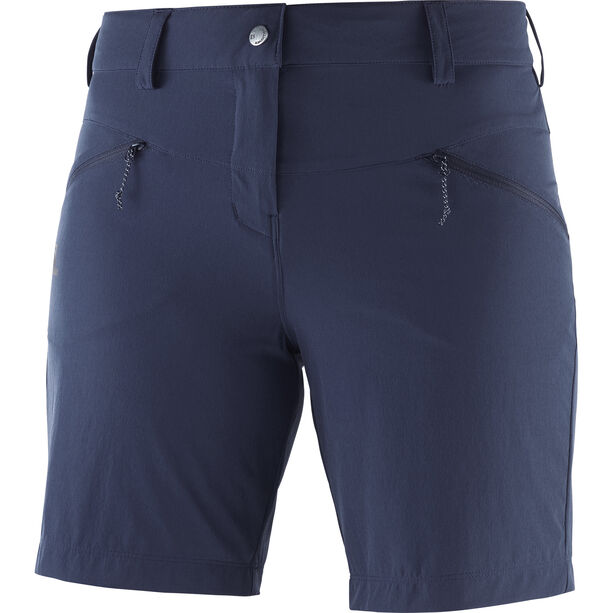 Salomon Wayfarer LT Shorts Damen night sky