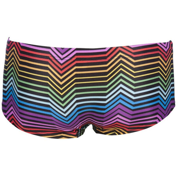 arena Multicolor Stripes Low Waist Shorts Herren black/multi
