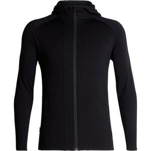 Icebreaker Wander Hooded Jacket Herren black black