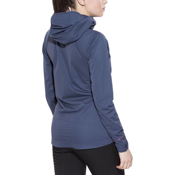 Rab Kinetic Plus Jacket Damen steel