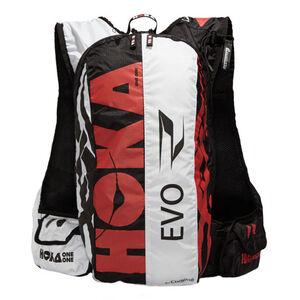 Hoka One One Evo R Backpack Herren black/white/red black/white/red