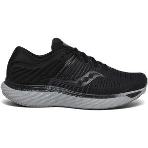 saucony Triumph 17 Schuhe Damen blackout blackout